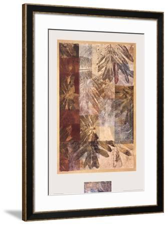 At Home II-Howard Hersh-Framed Art Print