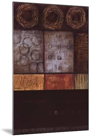 Logic I-David Lizanetz-Mounted Art Print