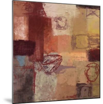 Cafe Renaissance I-Arbess Bailey-Mounted Art Print