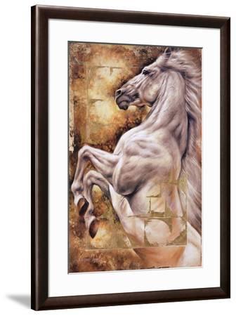 Kingdoms Unite I-Janice Darr Cua-Framed Art Print