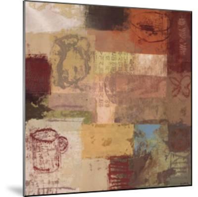 Cafe Renaissance II-Arbess Bailey-Mounted Art Print