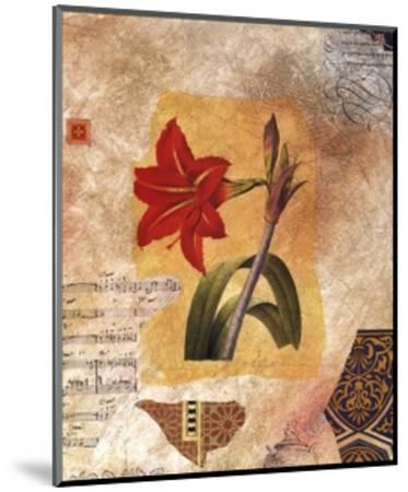 Lily-Arnold Iger-Mounted Art Print