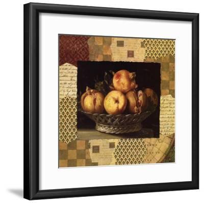 Flemish Travels IV- Beckesh-Framed Art Print