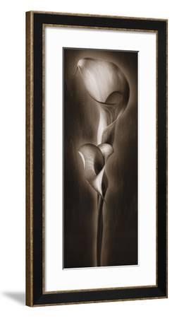 Unfolding II-Carol Elizabeth-Framed Art Print
