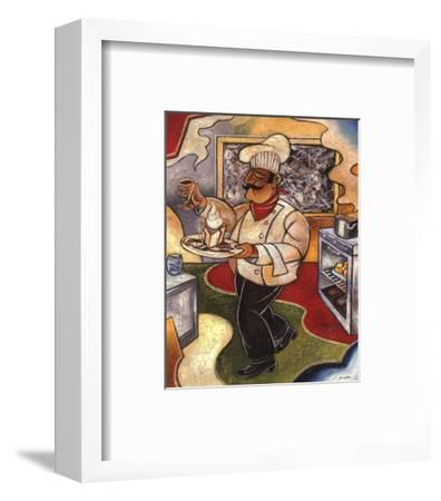 Jackson's A La Mode-John Milan-Framed Art Print