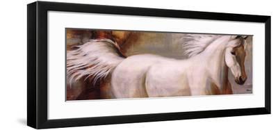 Strider I-Karen Leibrick-Framed Art Print
