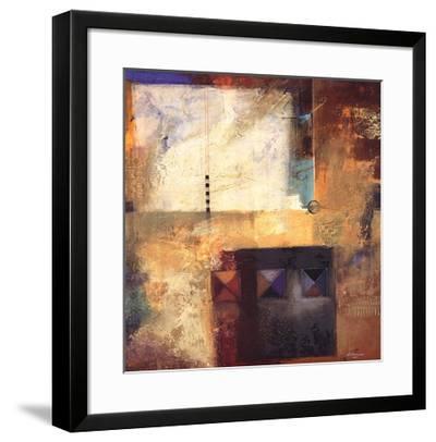 Triad IV-Pietro Adamo-Framed Art Print