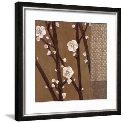 Eastern Blossoms 2-Unknown-Framed Art Print