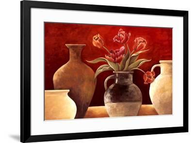 Rouge I-Vincent Rene-Framed Art Print