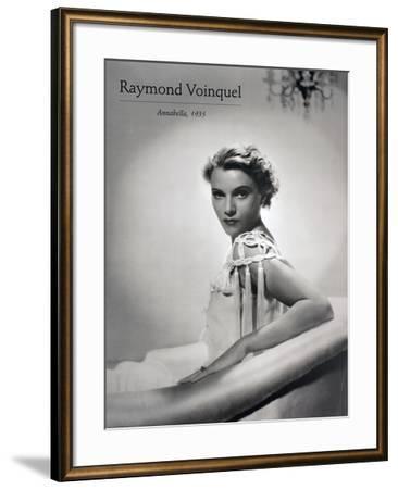 Anna Bella-Raymond Voinquel-Framed Art Print