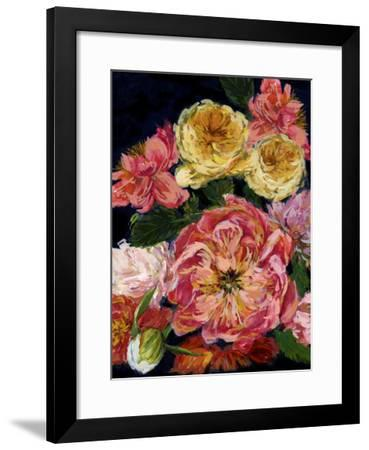 Vintage Bouquet III-Melissa Wang-Framed Art Print