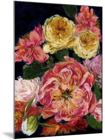 Vintage Bouquet III-Melissa Wang-Mounted Art Print