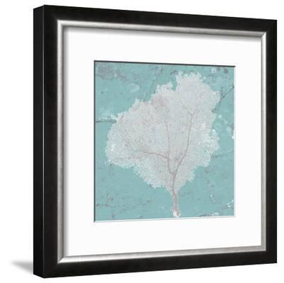 Graphic Sea Fan VII-Studio W-Framed Art Print