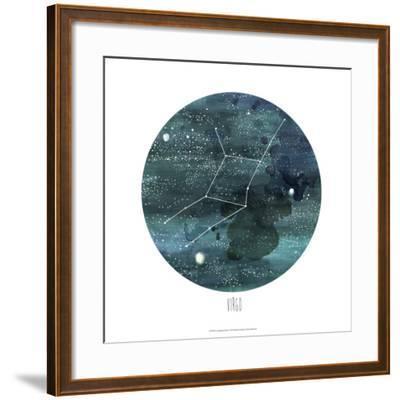 Constellation-Virgo-Naomi McCavitt-Framed Art Print