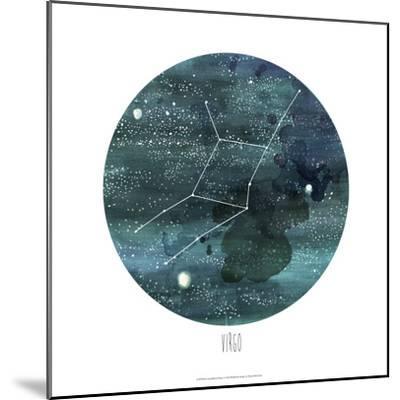 Constellation-Virgo-Naomi McCavitt-Mounted Art Print