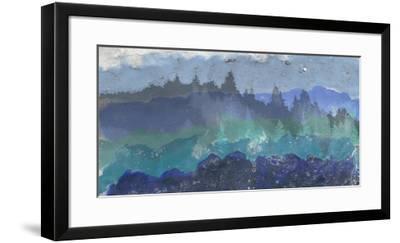 Appalachian Trail II-Alicia Ludwig-Framed Giclee Print