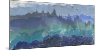 Appalachian Trail II-Alicia Ludwig-Mounted Giclee Print