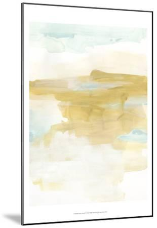 Citron Vista II-June Erica Vess-Mounted Art Print