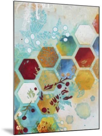 Aflutter II-Heather Robinson-Mounted Giclee Print