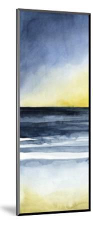 Layered Sunset Triptych I-Grace Popp-Mounted Art Print