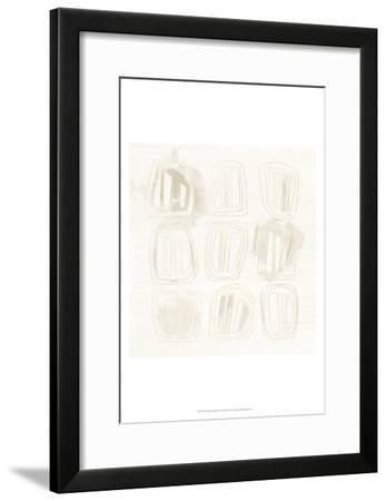 Neutral Logic II-June Erica Vess-Framed Art Print