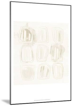Neutral Logic II-June Erica Vess-Mounted Art Print