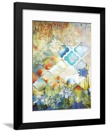 Moroccan Fantasy II-Heather Robinson-Framed Giclee Print
