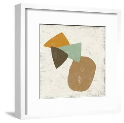 Mobile II-June Erica Vess-Framed Art Print