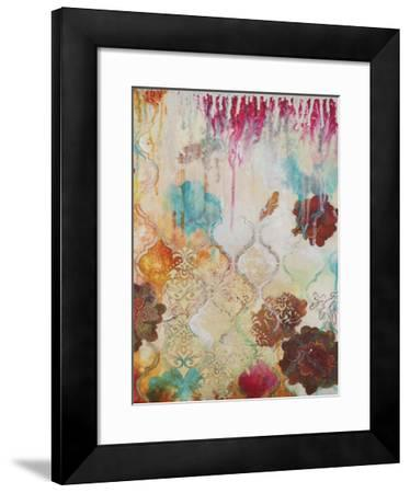 Moroccan Fantasy IV-Heather Robinson-Framed Giclee Print
