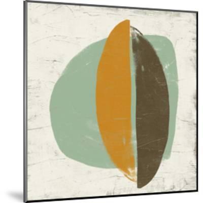 Mobile III-June Erica Vess-Mounted Art Print