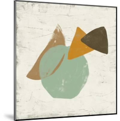 Mobile VIII-June Erica Vess-Mounted Art Print
