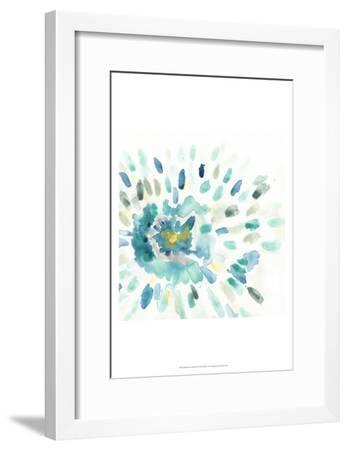 Starburst Floral I-June Erica Vess-Framed Art Print