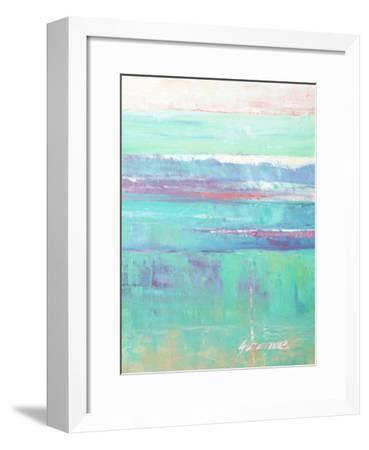 Beneath the Sea II-Suzanne Wilkins-Framed Art Print