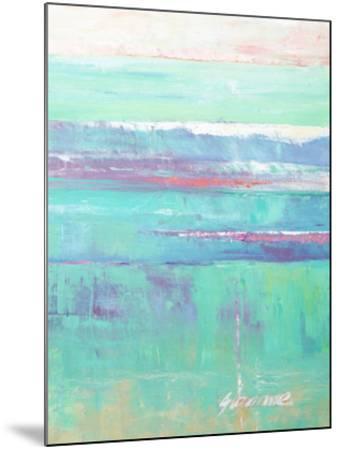Beneath the Sea II-Suzanne Wilkins-Mounted Art Print