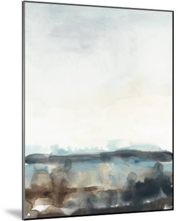 Horizon Flow II-June Erica Vess-Mounted Art Print