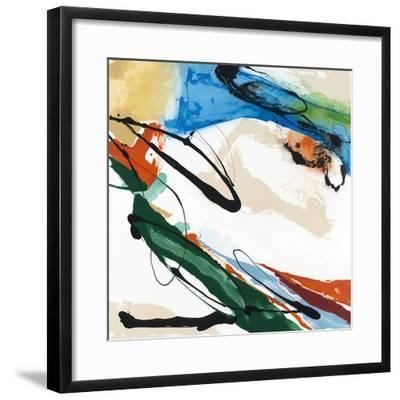 Fabricate IV-Sisa Jasper-Framed Art Print