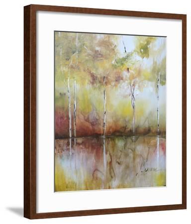 Alazanas II-Leticia Herrera-Framed Art Print