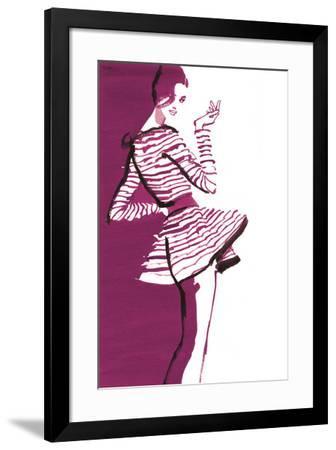 Ruby Corinne-Barbara Tyler Ahlfield-Framed Giclee Print