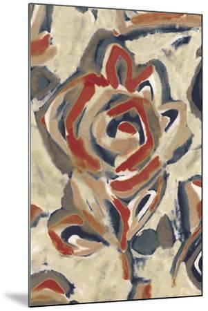 Coastal Flower II-Sandra Jacobs-Mounted Giclee Print