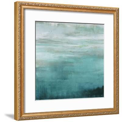 Cancun - Teal-Santiago-Framed Giclee Print