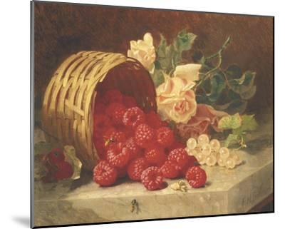 Sweet Taste of Summer-Elizabeth Stannard-Mounted Giclee Print