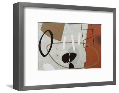 Playful Thoughts 2-Janette Dye-Framed Art Print
