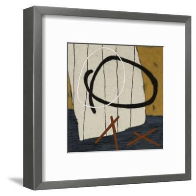 Entangled Love-Janette Dye-Framed Art Print