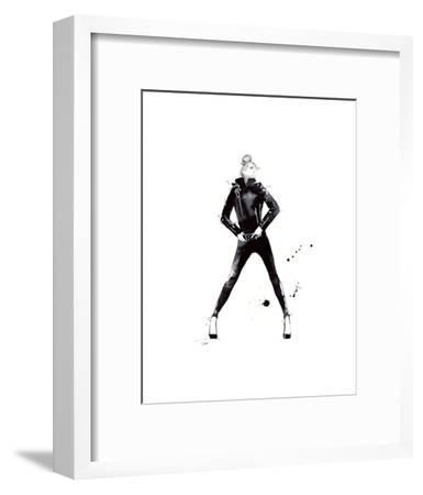 Buckle Up-Jessica Durrant-Framed Art Print
