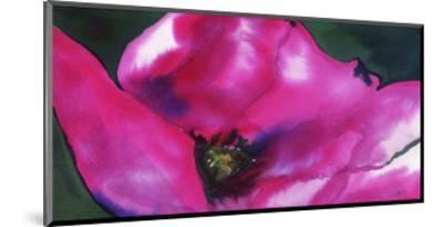 Neon Poppy-Jessica Durrant-Mounted Art Print
