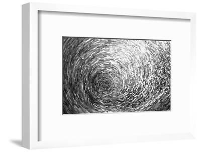 Waves Rolling-Margaret Juul-Framed Art Print