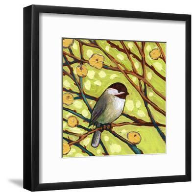 Modern Bird I-Jennifer Lommers-Framed Art Print
