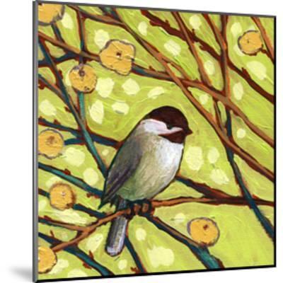 Modern Bird I-Jennifer Lommers-Mounted Art Print