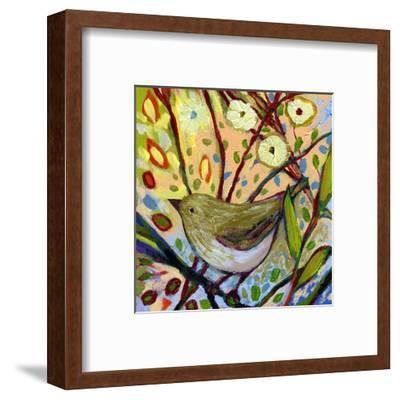 Modern Bird IV-Jennifer Lommers-Framed Art Print