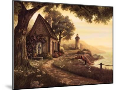 Dawn's Early Light-Michael Humphries-Mounted Art Print